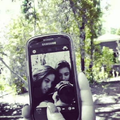With my Bestfriend in the Park <3