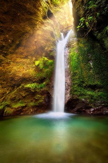 . Waterfall