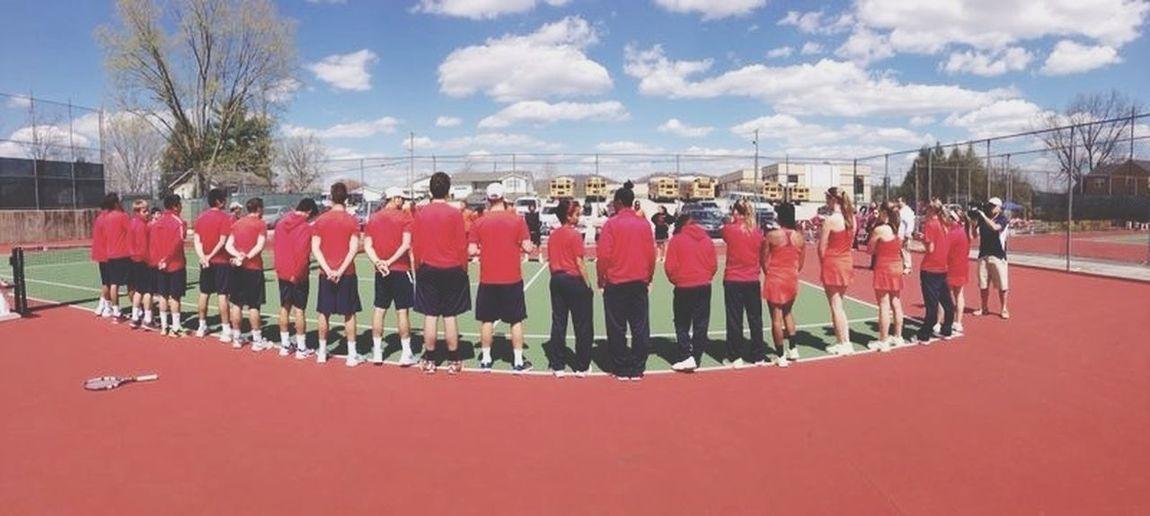 The Team ☺️ Tennis