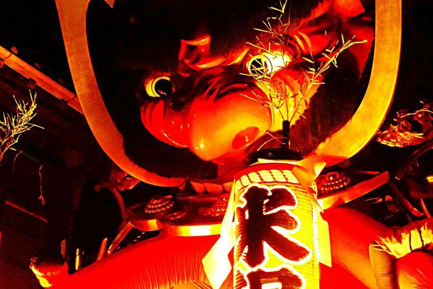 こわい 😂 Cultures Scared 山笠 Karatsukunchi 唐津くんち Matsuri Festival 祭