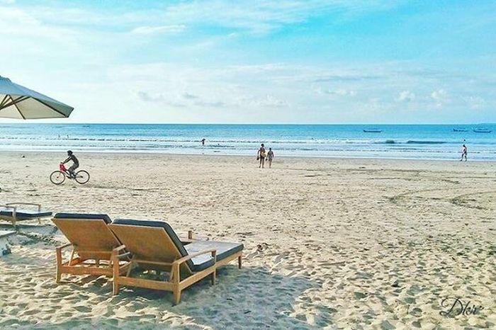 Landscape Scape Seascape Beach Beachlife Beautiful Kuta Bali Picture Photograph PhonePhotography Mobilephotography Matalensa Mataponsel Pixelpanda Balicili Kamerahpgw_bali Kamerahpgw