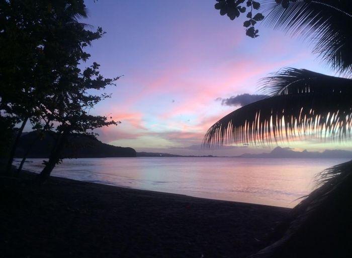 Tahiti Sunset ❤️