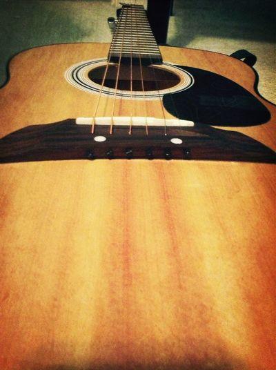 My Guitar!!