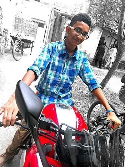 Bike Fazer Yamaha Red #Beast