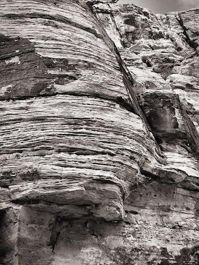 Rocks on rock