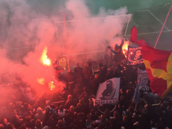 Pyrotechnics Malmö FF Di Blåe Mff DiBlåe - En Obeskrivlig Passion One Love