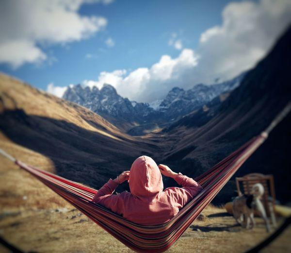 Relax Mountain