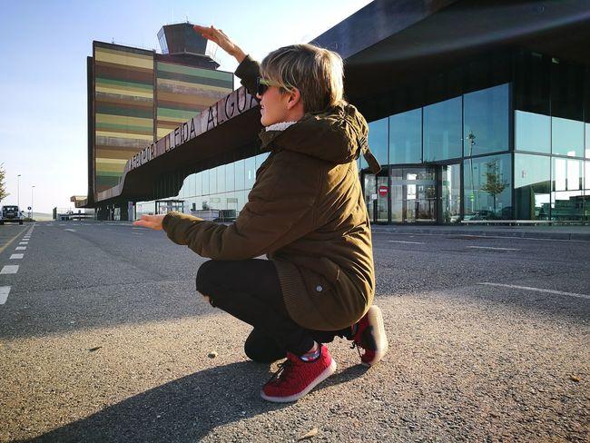 City Lleida-Pirineus Airport Love To Take Photos ❤ Looking At Camera The Architect - 2017 EyeEm Awards