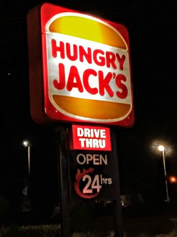 Illuminated MurderKing Trademark™ Illuminated Signs Signboard Signs, Signs, & More Signs SIGN. Text&symbols Drive Through Open Open/closed Open 24 Hours 24hrs CAPITAL LETTERS. CapitalLetters DriveThru Take Out Food 24/7 WesternScript HungryJack's Drive Thru Burger King Burgerking Murder King Sign CapitalLetters Hungry Jack's Text Capital Letter Western Script
