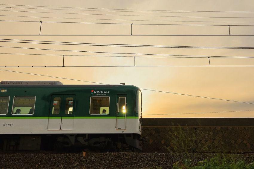 京阪電車 Keihan-Railway Japan Train Trainphotography Keihan Line