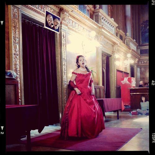 Traveling Music Opéra