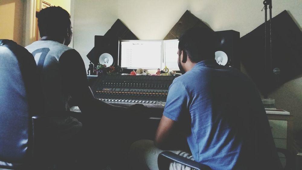 Recording Recording Mixing Band Rock Canvus