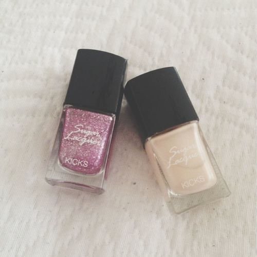 Sugar crush nailpolish