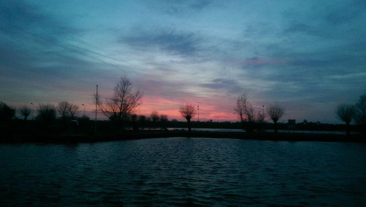Sunrise_sunsets_aroundworld Cloudporn Amazing View Netherlands ❤