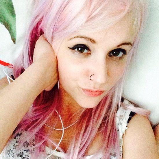 Narcissism Pinkhair Blah Lazybutt