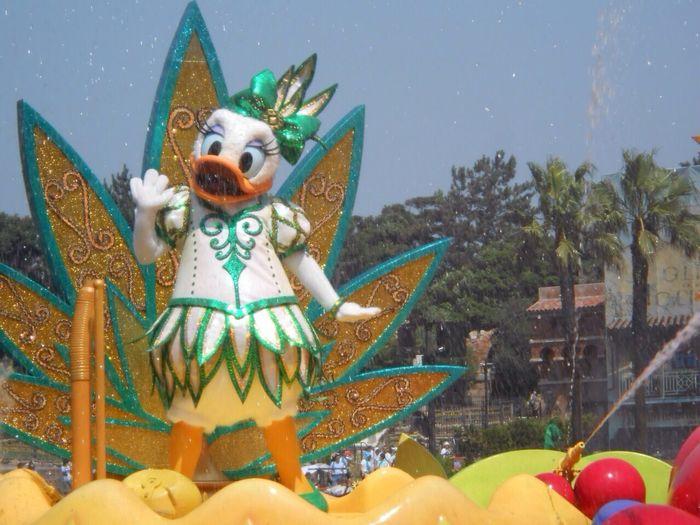 Summerfestival Daisyduck Tokyodisneysea
