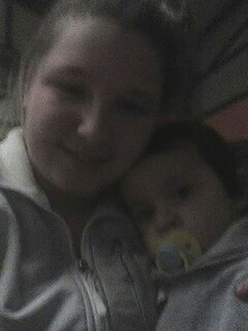 Me And My Baby Before I Bring Him Home! (: