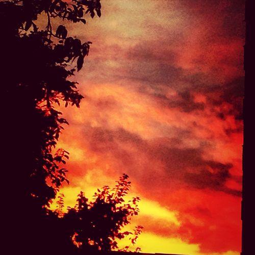 Sunset Russia Krasnodar