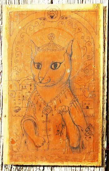 Sketch for a cat icon. ArtWork Icon Work In Progress Robinfifield Art Feline Pets Cat Cat Art Attention To Detail Awehaven Art Cat Lovers Cat Watching Domestic Cat