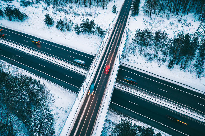 Road Drone  Aerial View Aerial Mavic 2 Mavic 2 Pro DJI X Eyeem Aerial Photography Road Winter Snow Snowing Transportation Tree Mode Of Transportation Cold Temperature Motor Vehicle Plant No People Car Nature Land Vehicle Motion Day Travel on the move Glass - Material Rail Transportation Outdoors Road Trip