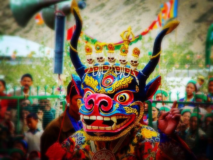 Yamantaka Cultures Multi Colored Tradition Outdoors Close-up No People Day Creative Photography Finding New Frontiers Travel Destinations Inspiring_photography_admired Fine Art Photography Yogis