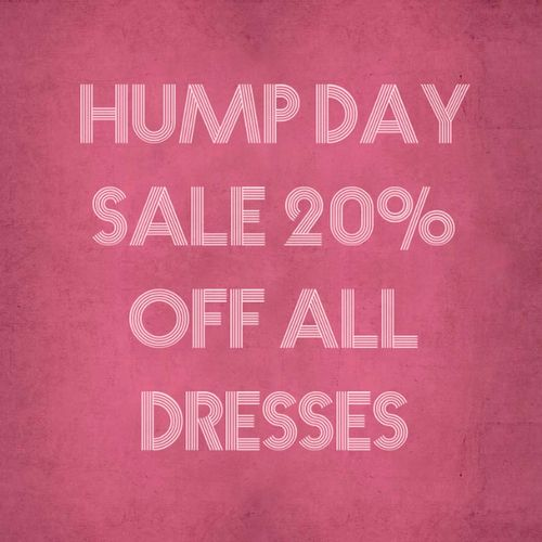 today only 20% Off All Dresses Ladies Shopping Style