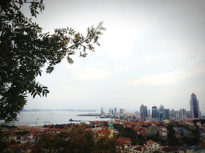Nature City Outdoors Sea Landscape Architecture