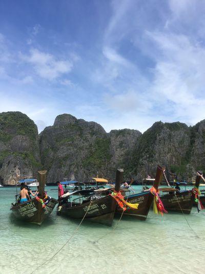 Maya Bay, Krabi