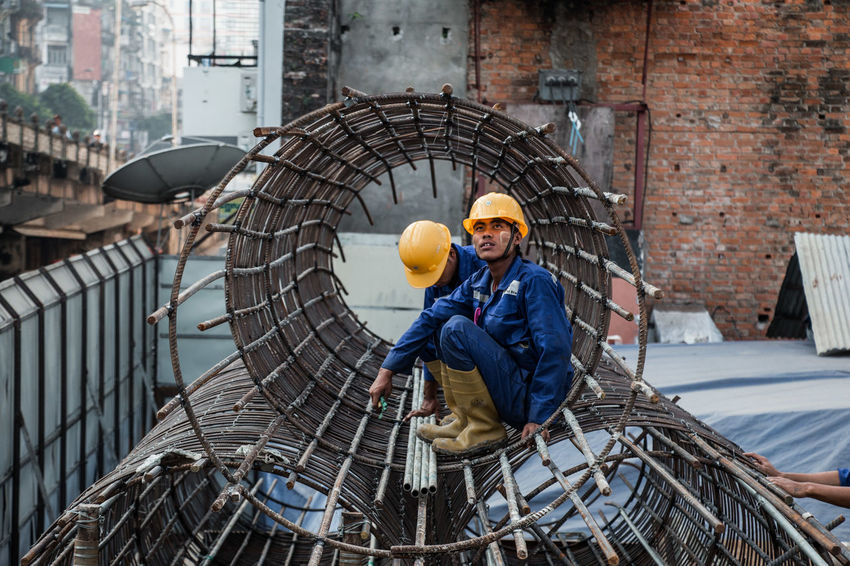 An Open Cage The Street Photographer - 2015 EyeEm Awards The Moment - 2015 EyeEm Awards Street Photography Rangoon Myanmar