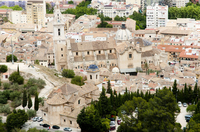 Town of Xativa City TOWNSCAPE Town House Xativa SPAIN España