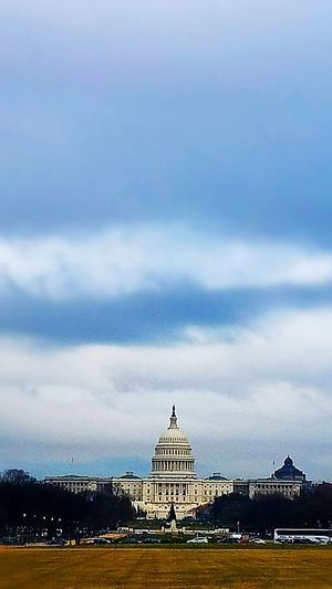 Sky Architecture City Cloud - Sky Government Building Exterior Travel Destinations Dramatic Sky Outdoors Cityscape WashingtonDC Washington DC Senate House Senate Square Washington, D. C. Washington, D.C. Architecture CapitolHill Capitol Building