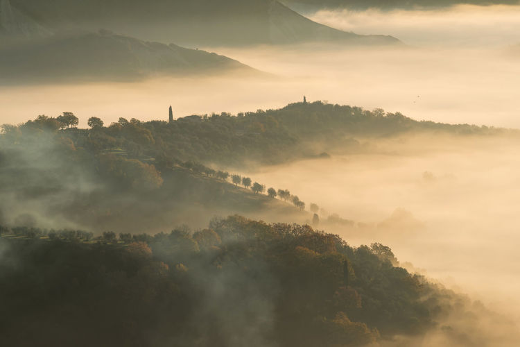 "Sunrise at the ""Calanchi Valley"" Civita Di Bagnoregio Eye4photography  EyeEm EyeEm Best Edits EyeEm Best Shots EyeEm Best Shots - Nature EyeEm Gallery EyeEm Nature Lover EyeEmBestPics Eyeemphotography Fog Foggy Foggy Morning Italy Landscape Landscape_Collection Landscape_photography Lazio Nature Nature_collection Sunrise Travel Travel Destinations Travel Photography Traveling Perspectives On Nature"