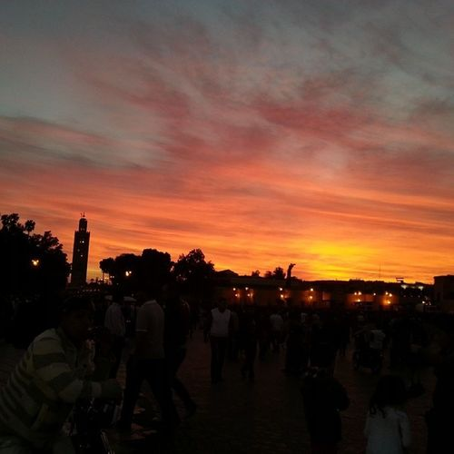Jamaa lfna Marrakech My Nice Shot Sunrise_Collection