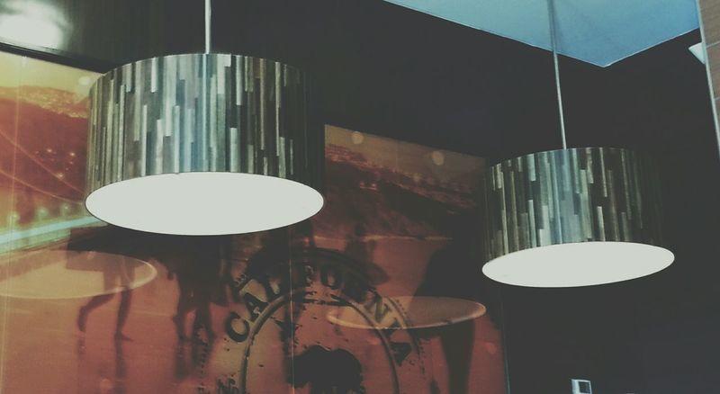 Indoor Lights Ajman At Hardees
