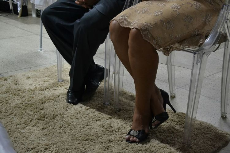 Same  Legs Couple Cute Couple Foot Feet Faith Marriage  Married Cumplicity