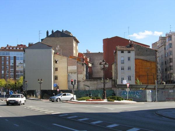 City Architecture Burgos SPAIN Spanien Houses Häuser Day Sky Built Structure