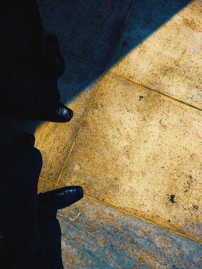 work work work EyeEm Best Shots EyeEmNewHere EyeEm Selects First Eyeem Photo Scenics EyeEm Gallery Modern Awesome Low Section Oil Spill Shadow Water Textured  Sunlight High Angle View Close-up Focus On Shadow Long Shadow - Shadow Calm Footwear Wooden Floor FootPrint