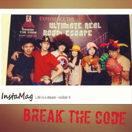 Throwback Night Escape Breakthecode firsttryfunscarefantasticgoodtry