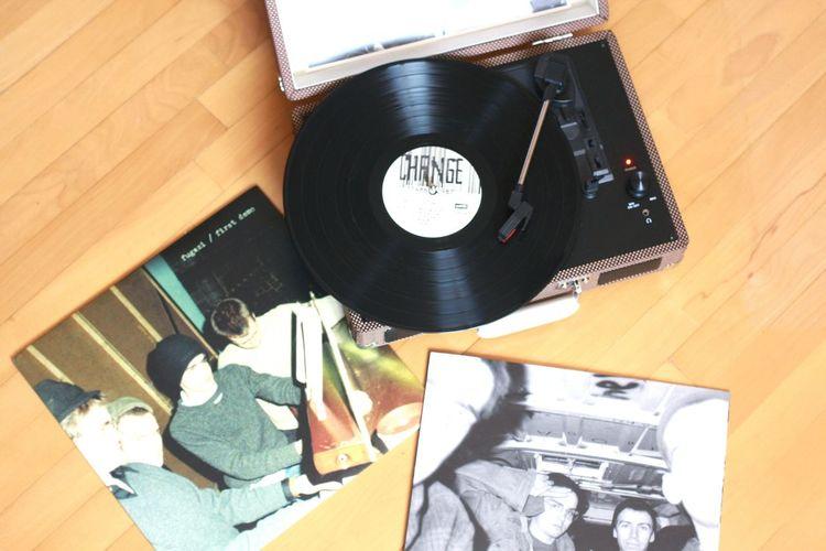 My favorite MacKaye's band Vinyl Vinyl Records Fugazi Ianmackaye Dischord Posthardcore Music