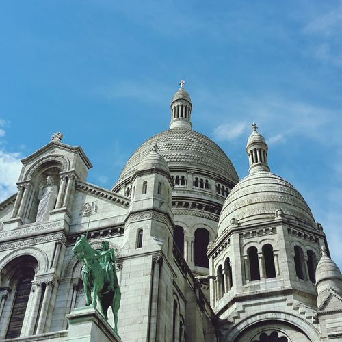 Walking Around Walking On Sunshine Taking Photos Relaxing Hello World My Favorite Photo Sunny Day From My Point Of View Sacre Coeur Paris Mon Amour France Taking Photos Hanging Out Enjoying Life Exploring The City EyeEm Best Shots