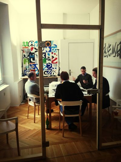 Berlin VC Task Force A.k.a Team Earlybird