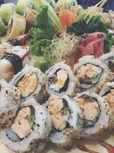 Sushi Food yummy