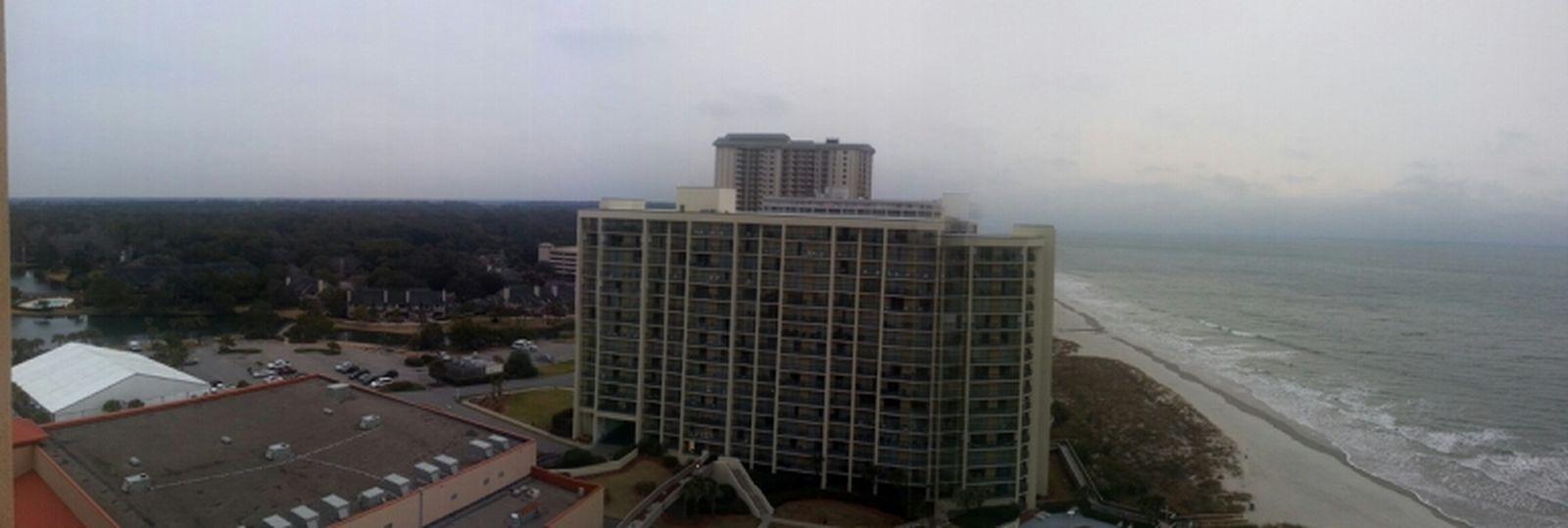 Beach Panorama Panoramic