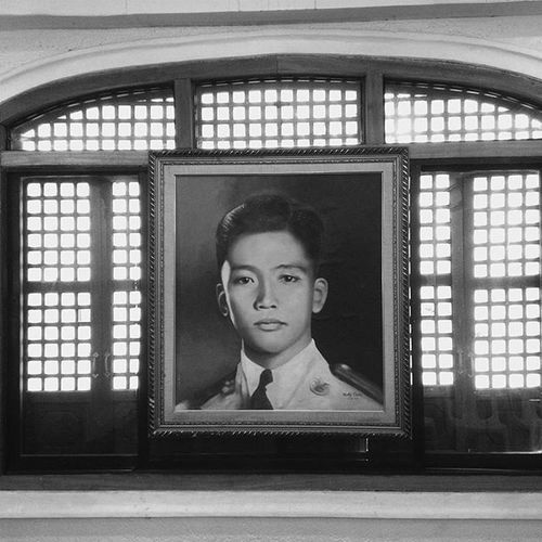 The young Ferdinand Marcos. Marcos Ferdinandmarcos History Philippines Pilipinas Philippinepresident PhilippineHistory Paoay Ilocos Ilocosnorte Blackandwhite People
