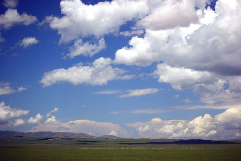 Mongolia Beauty In Nature Cloud - Sky Day Environment Horizon Horizon Over Land Land Landscape Mountain Nature No People Non-urban Scene Outdoors Scenics - Nature Sky Steppe Tranquil Scene Tranquility Travel Destinations Монгол улс