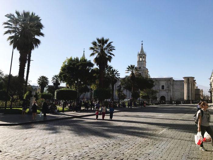 Arequipa ⛪️ Peru Arequipa Architecture Travel Destinations