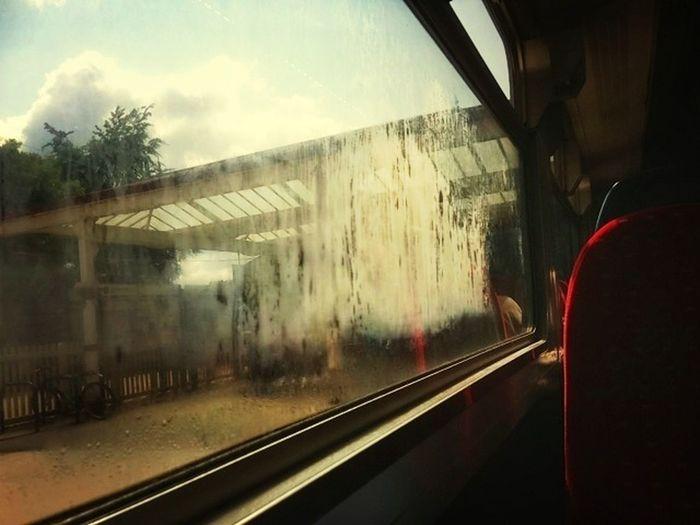 window mist Daily Commute