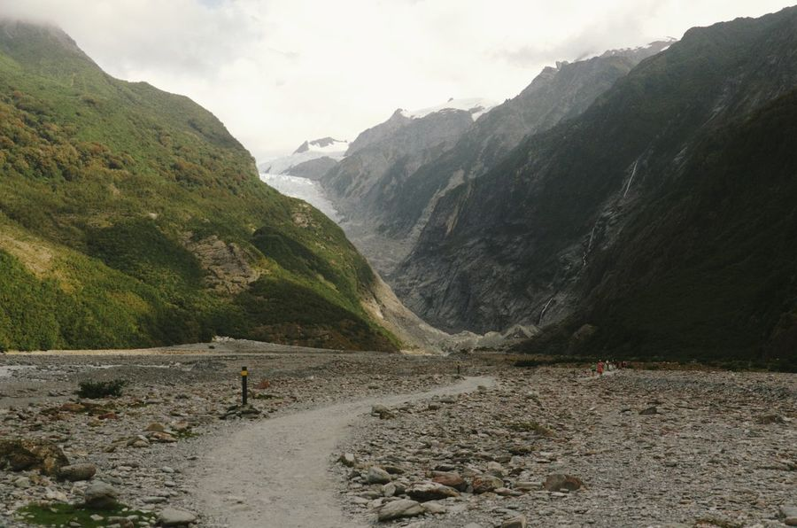 Walking up the Copland Valley on the West Coast of New Zealand. Beauty In Nature Glacier Mountains Nature Outdoors Rivers Wilderness Wildlife & Nature Zealand