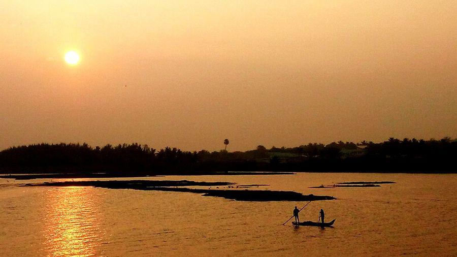 Lake Water Chennai Muttukadu First Eyeem Photo