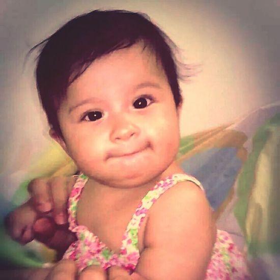 Que Hermosa Baby Techelo ???